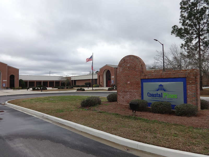 Coastal Pines named Top Technical College of the Year